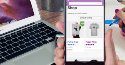 woocommerce theme for mobile