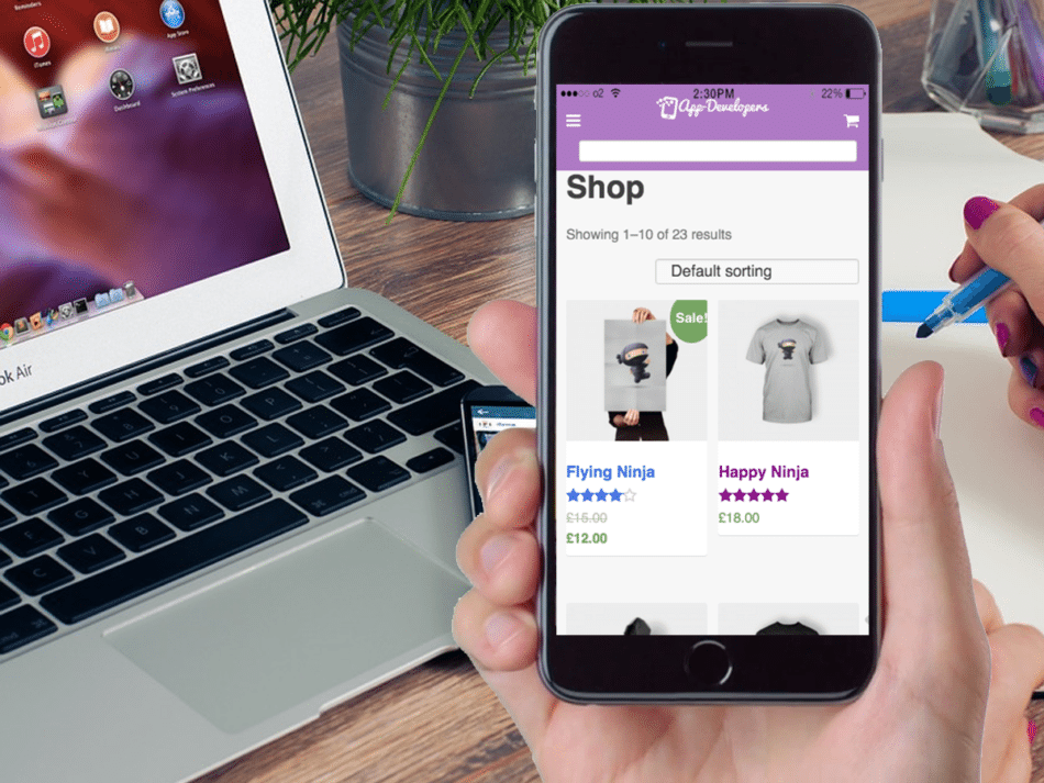 M-Commerce App Woocommerce to mobile app. - Mobile app plugin for ...